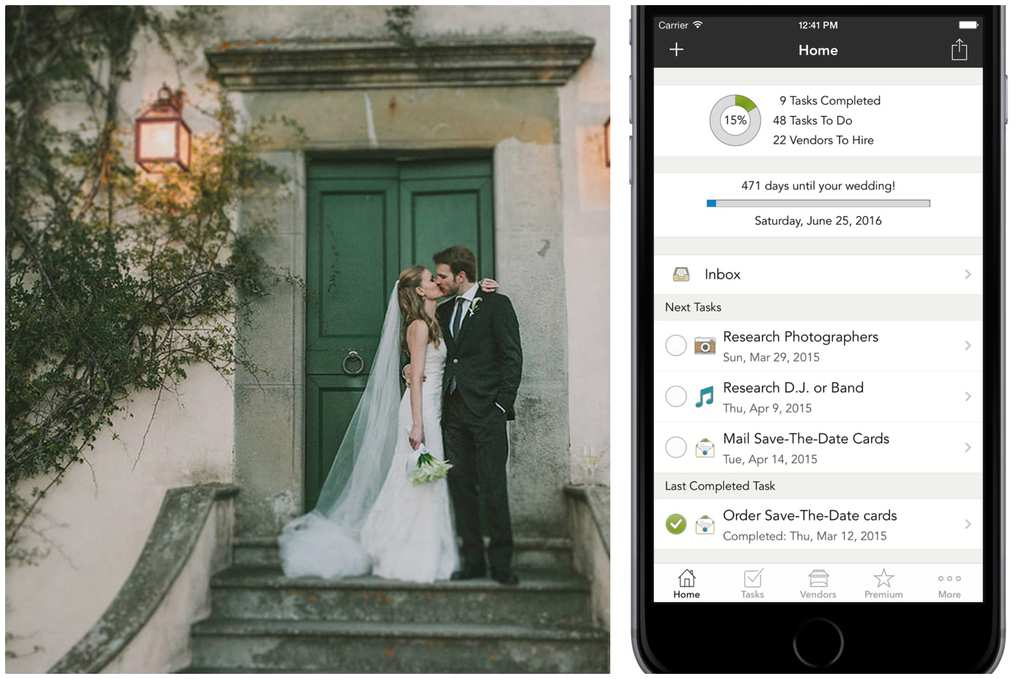 Wedding Planning Apps That Are Bound To Make Your Special Day A Lot