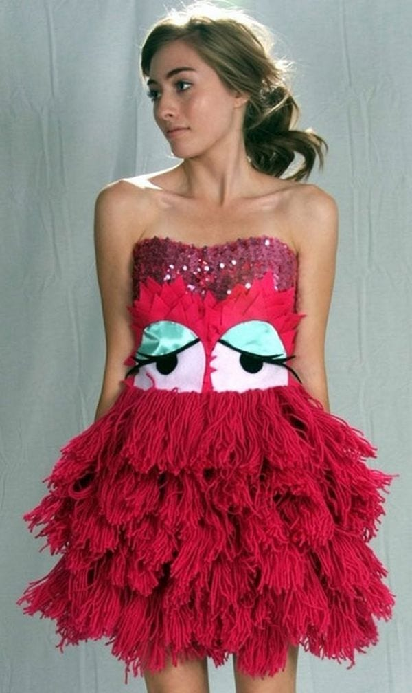 Here Are Some The Worst Prom Dresses Of All Time