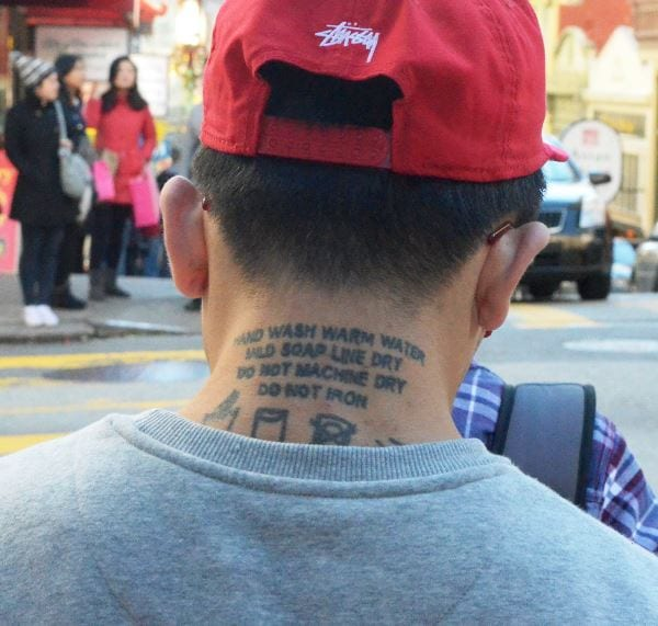 These People Might Regret Their Tattoos One Day