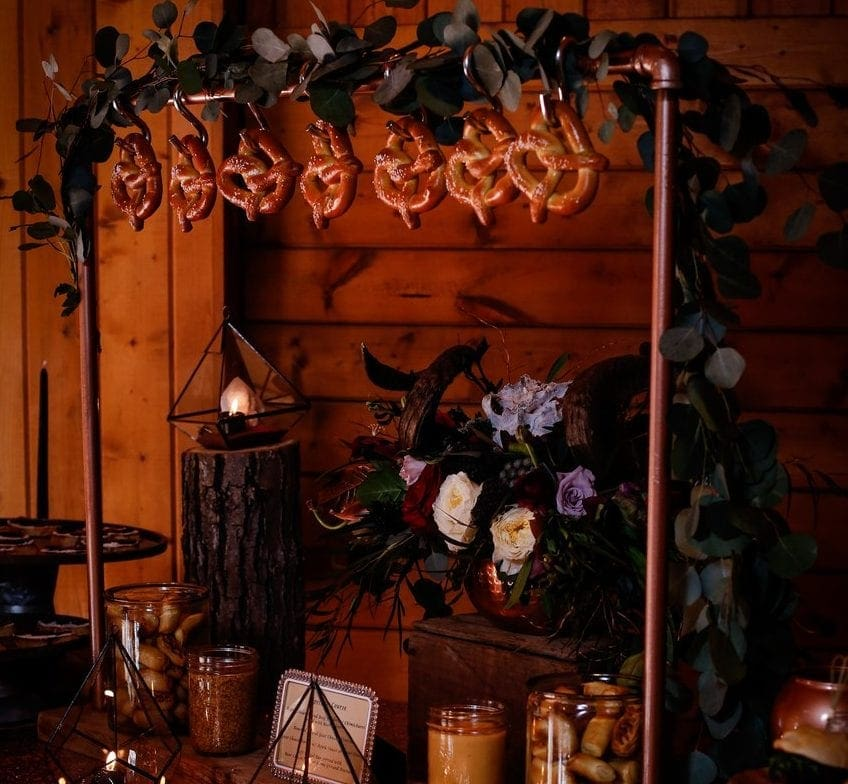 Wedding Snack Bar Ideas: Ideas For Memorable Food Bars To Feature At Your Wedding