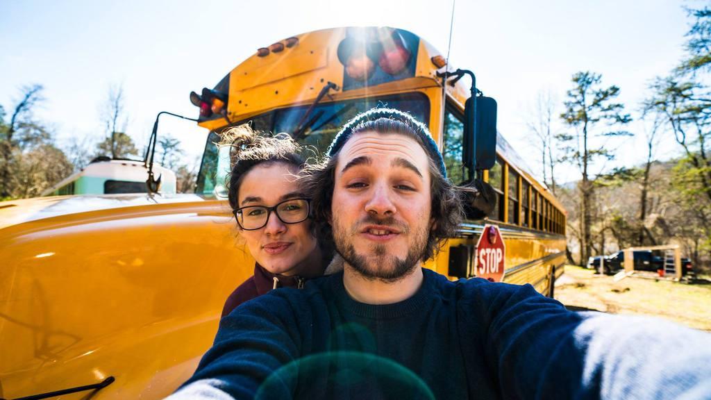 Very valuable Black gf school buss agree