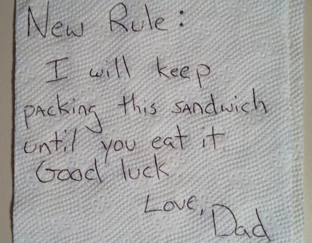 661d820d59d9 These Hilarious Lunchbox Notes Will Make You Cry From Laughter