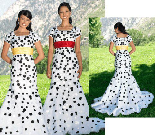 Most Hideous Wedding Dresses: Here Are Some The Worst Prom Dresses Of All Time
