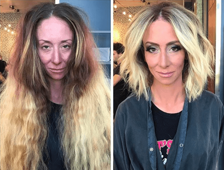 makeover 25