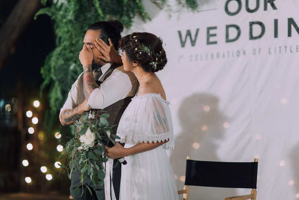 When This Bride Found Out Her Partner Was Cheating, She Got
