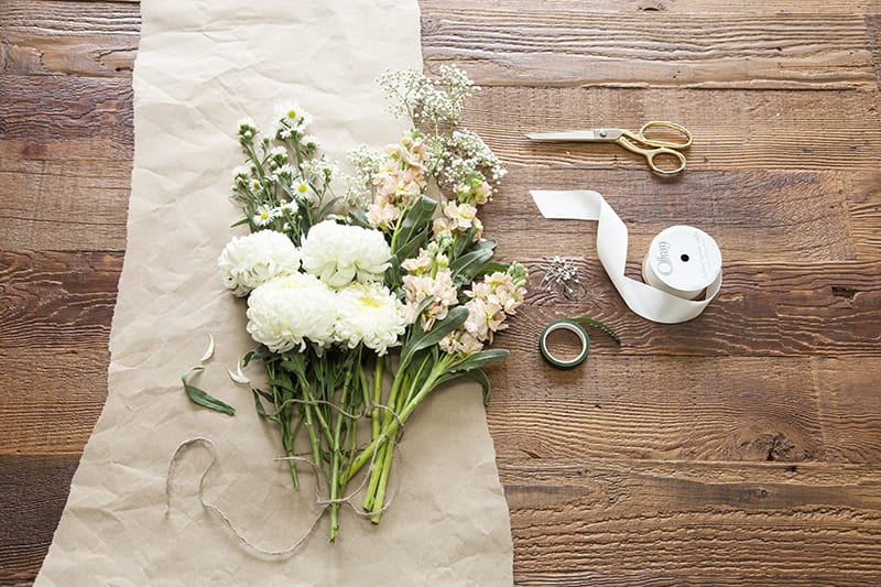 How To Make Your Own Wedding Bouquets And Save A Fortune On