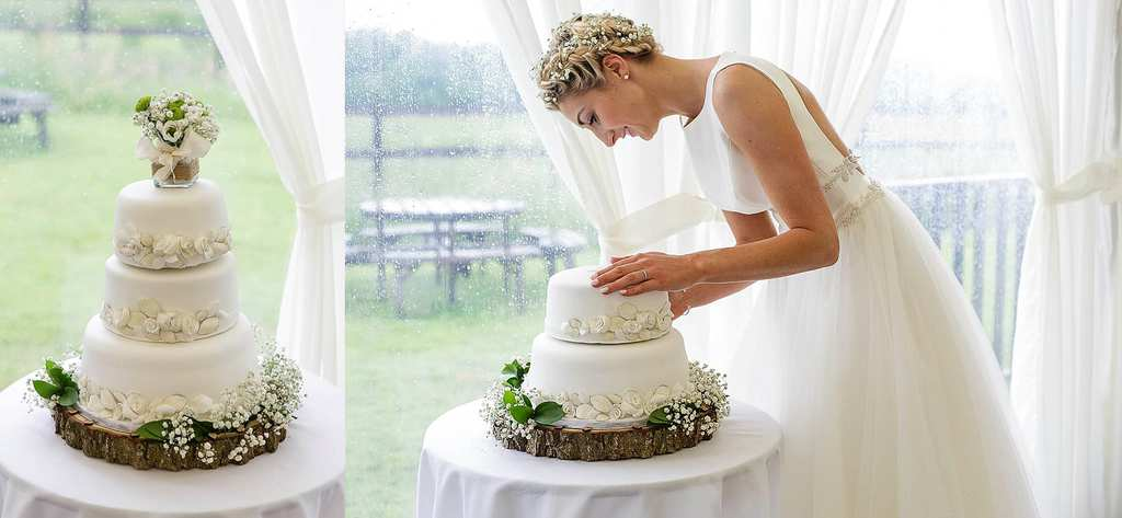 How To Make Your Own Wedding Cake On A Tiny Budget