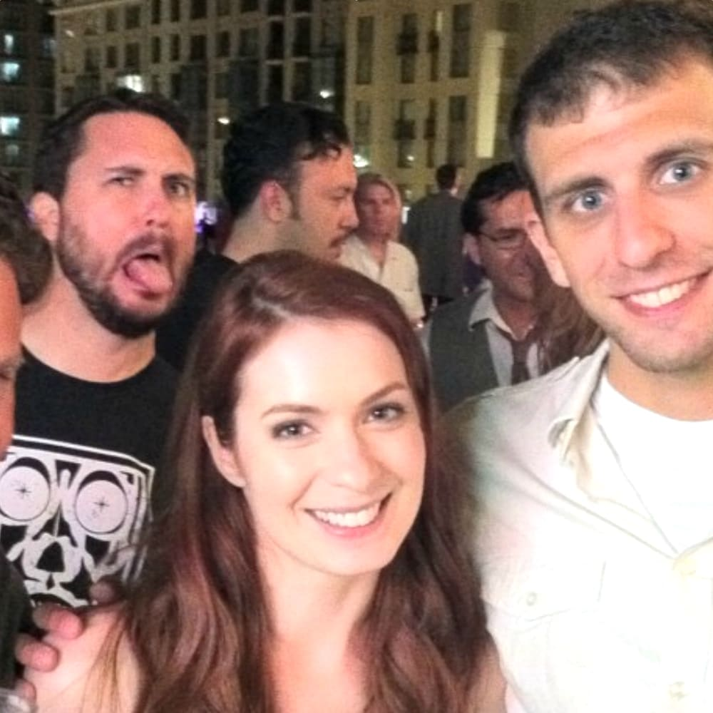 celebrity photobombs 29