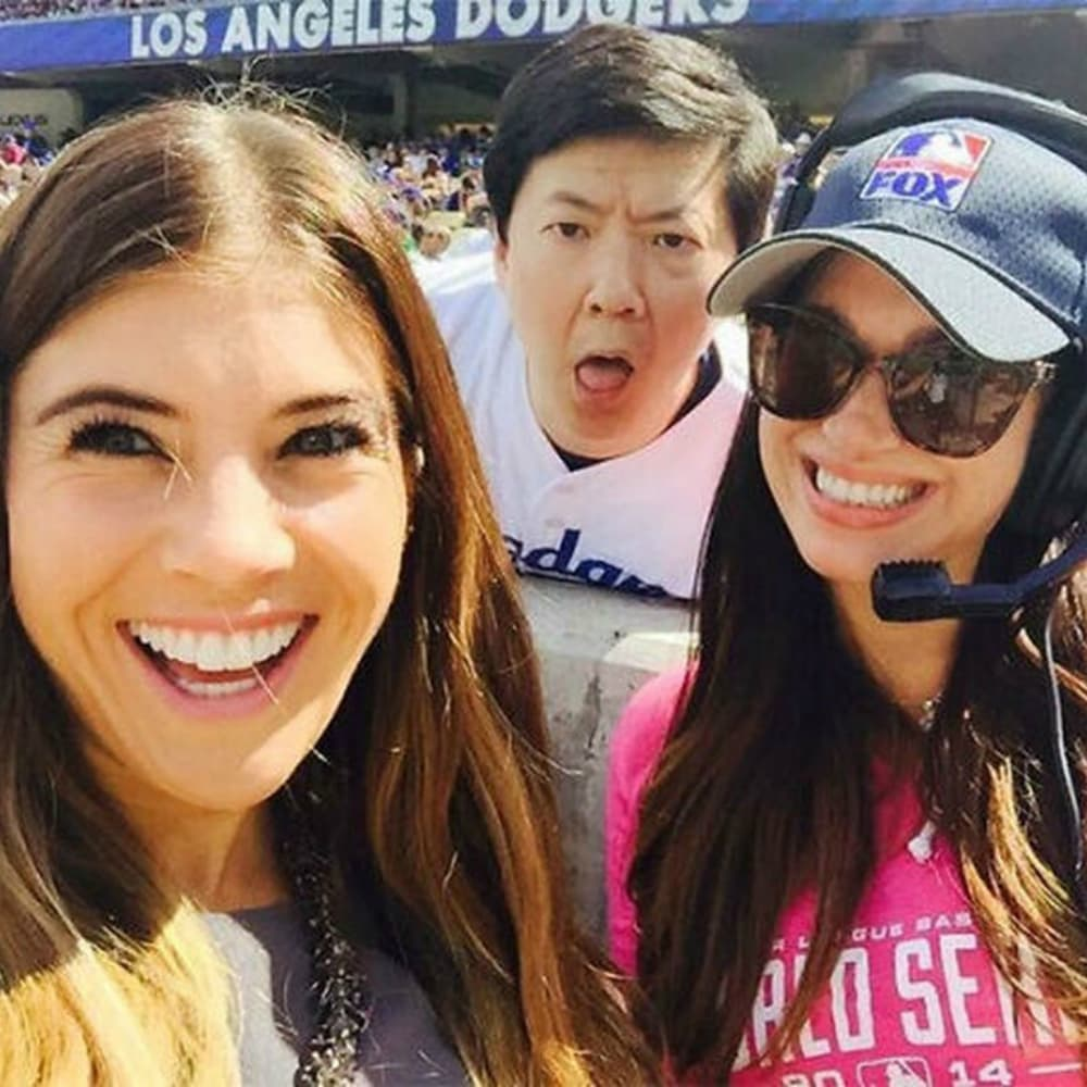 celebrity photobombs 16
