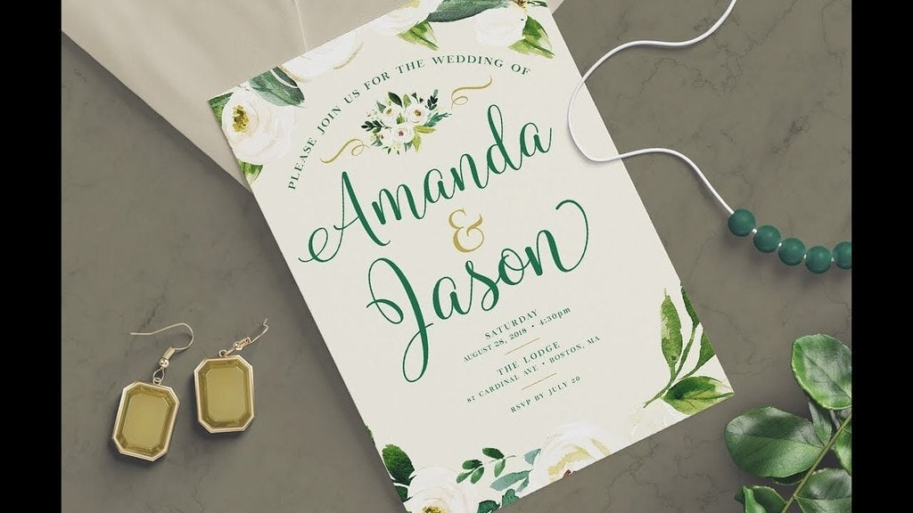 answered top 5 most common wedding invitation etiquette