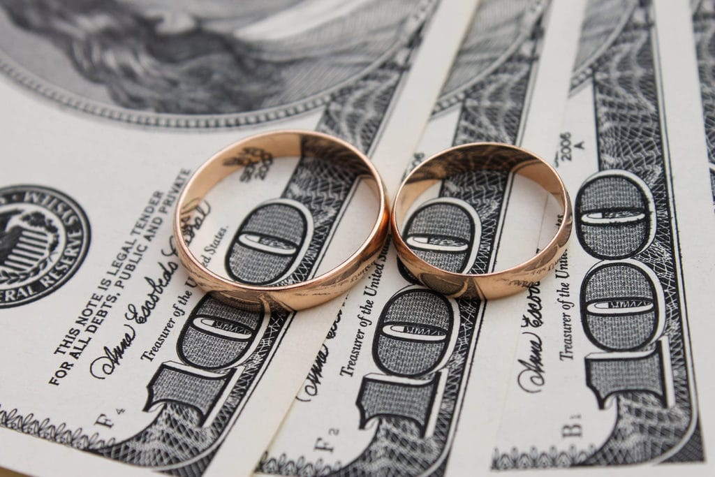 Wedding Rings Cash