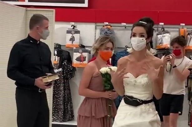 "The ""Target bride"""