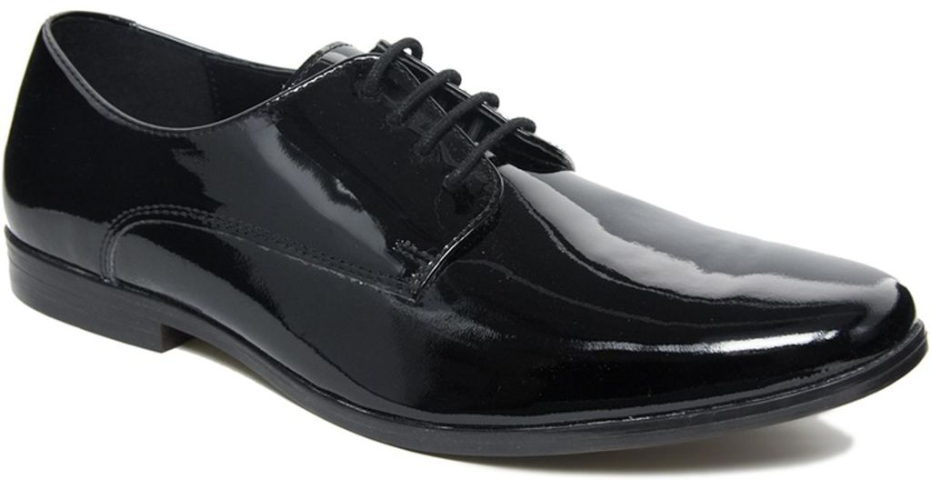 ASOS Design Patent Faux Leather Shoes