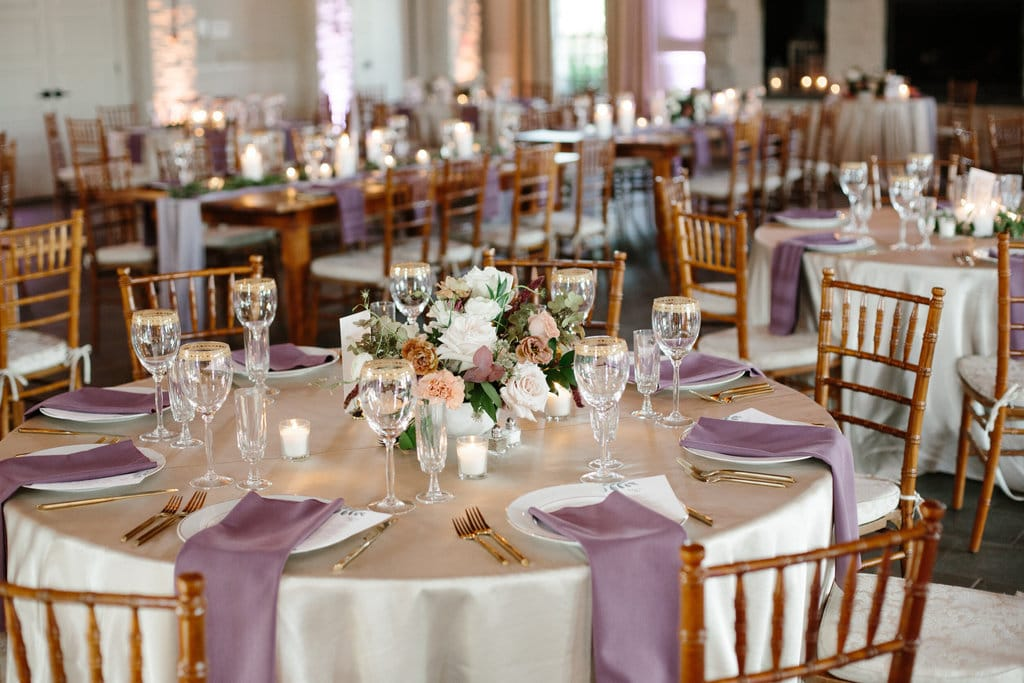 Wedding planned by Andrew Roby Events at vineyards in Virginia