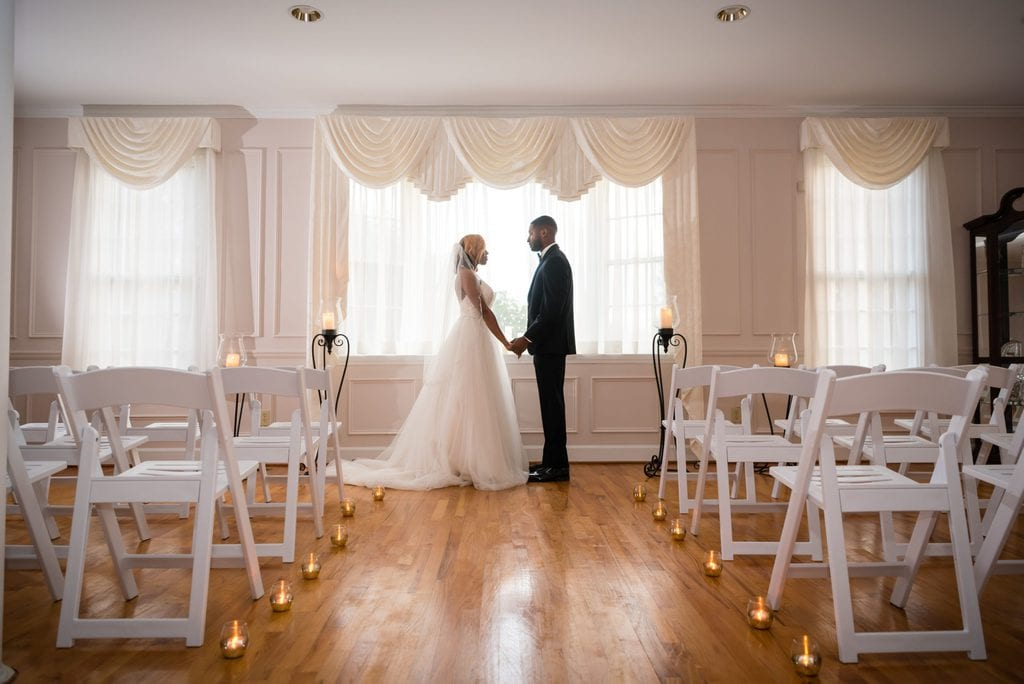 Wedding at the Gavi Estate and Barn organized by 42 North Weddings