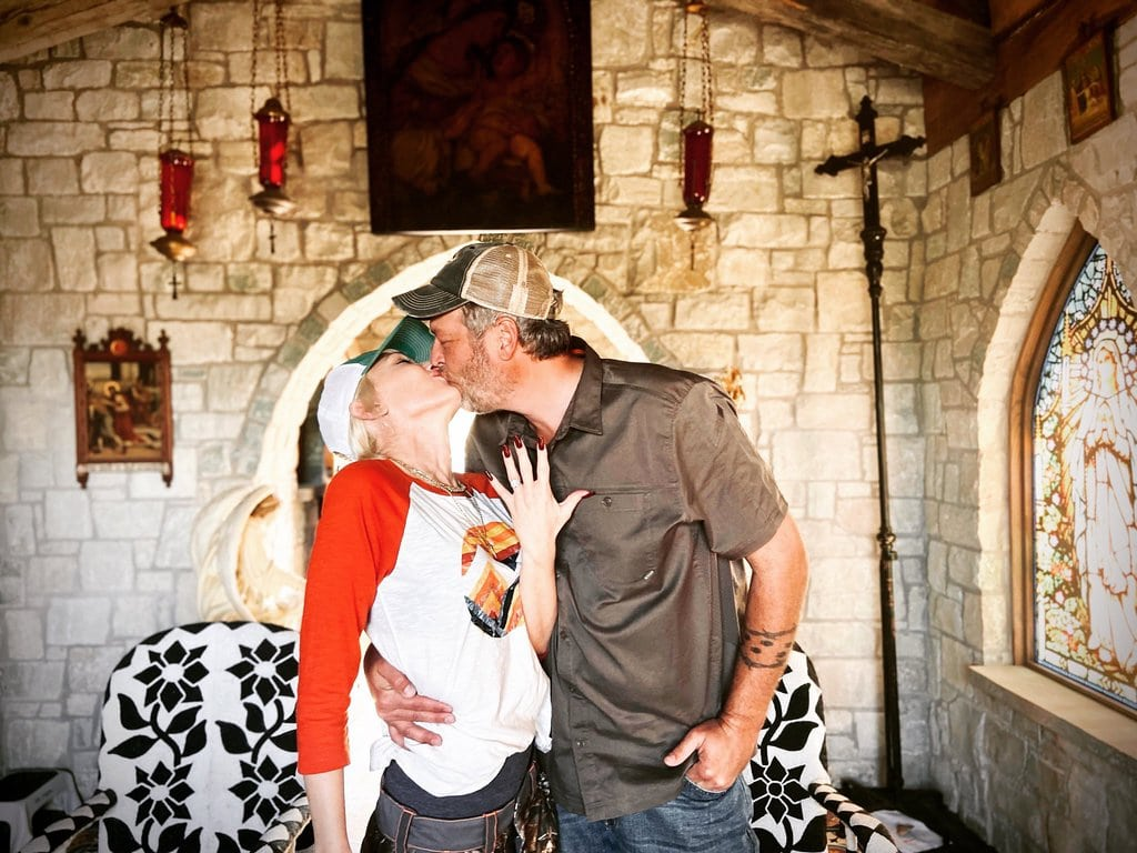 Gwen Stefani & Blake Shelton - The Much-Awaited Celebrity Union