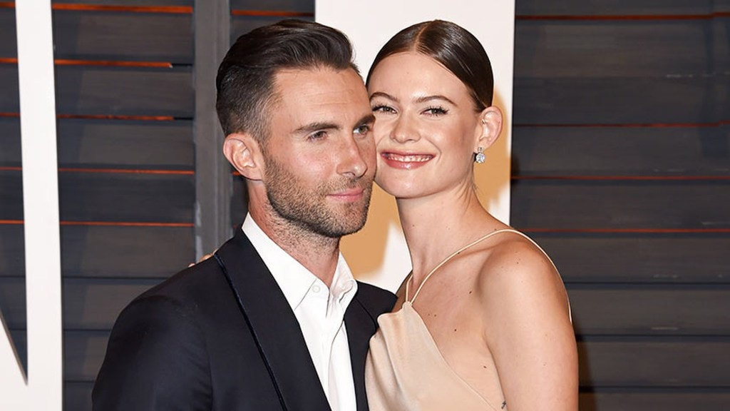 Adam and Behati