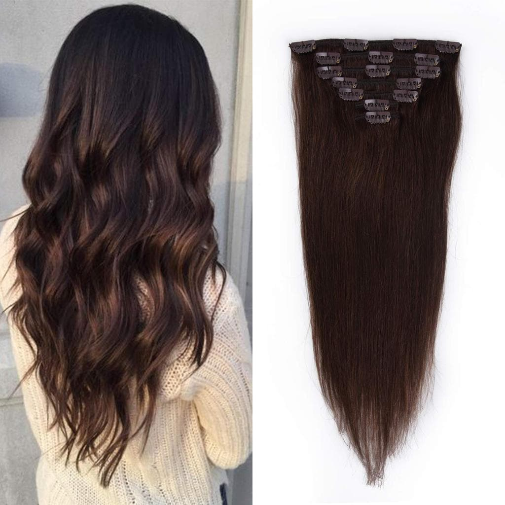Winsky Clip In Hair Extensions