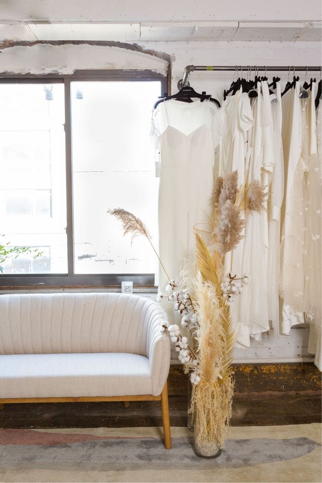 The Bridal Lab in Greenpoint, Brooklyn