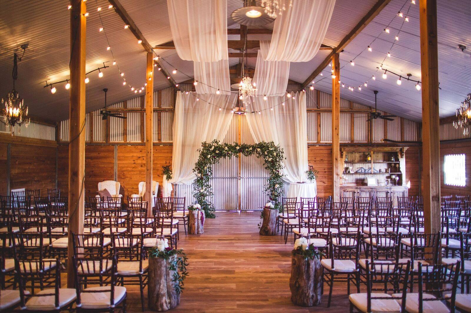 a wedding venue