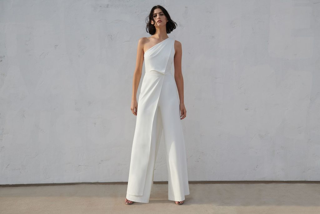 Rethink Traditional Wedding Dresses With These 5 Jumpsuit Designs