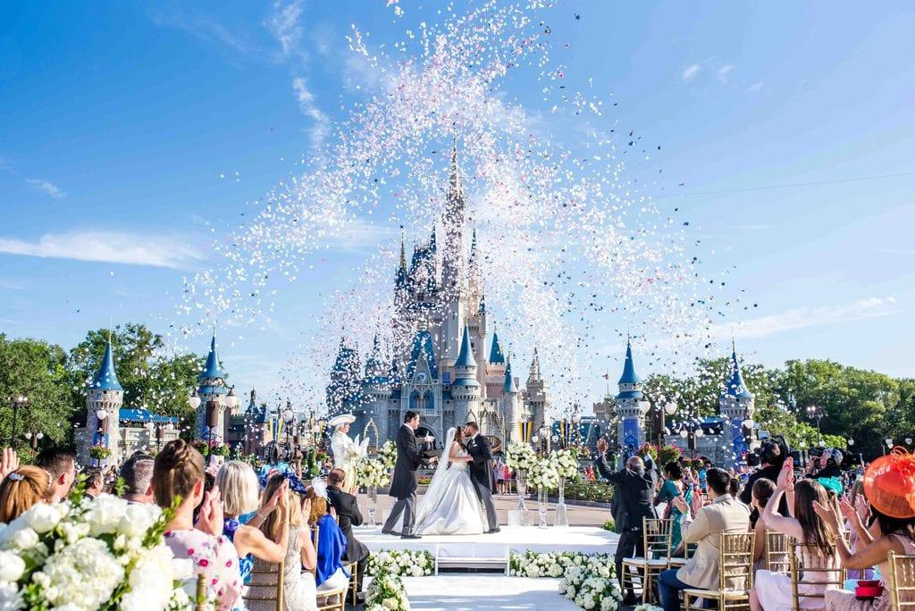 Wedding at Walt Disney World